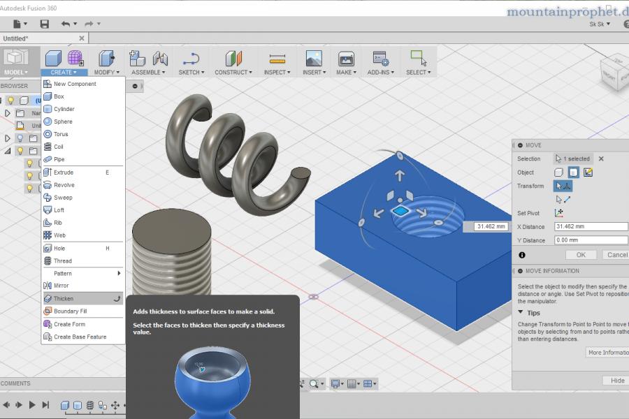profi software autodesk fusion 360 kostenlos. Black Bedroom Furniture Sets. Home Design Ideas