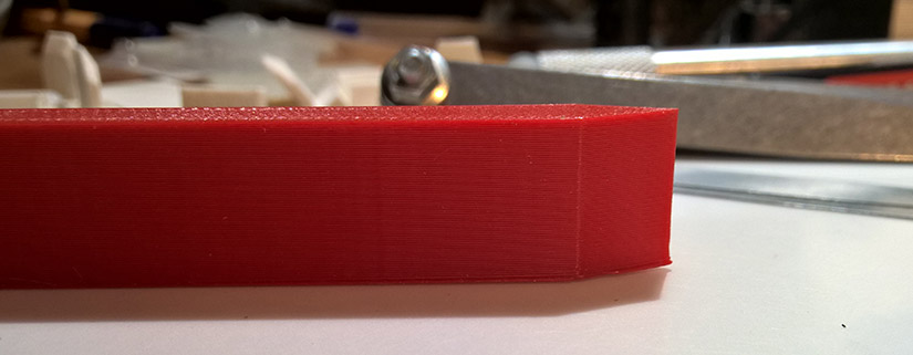 Warping Test: 230°C, 0,2mm 25%, keine Lüfter